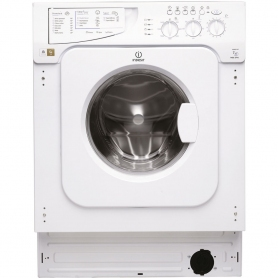 Indesit IWME147  7kg Built-In Washer