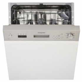 Montpellier MDI650X/W/K Semi Integrated Dishwasher - 1